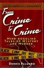 From Crime To Crime, short story collection, now an e-book!